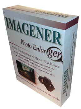 Imagener Photo Enlargement